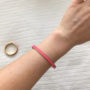 Kate Spade hot to trot bangle